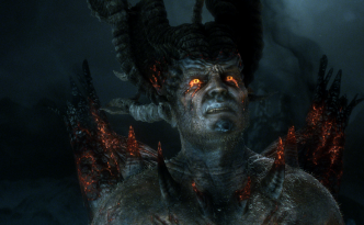 Lucifer from Dante's Inferno (2010)