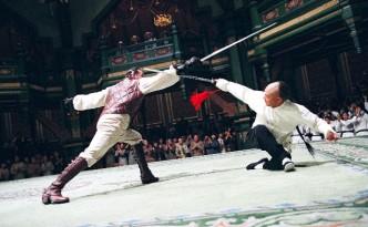 Jet Li vs Anthony De Longis